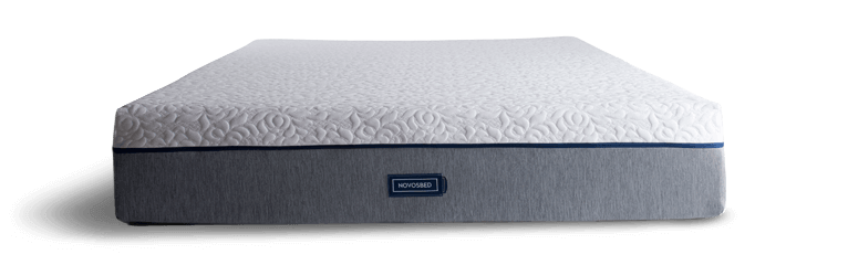 The Novosbed Memory Foam Mattress  Novosbed