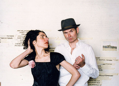 PJ Harvey & John Parish, A Woman A Man Walked By