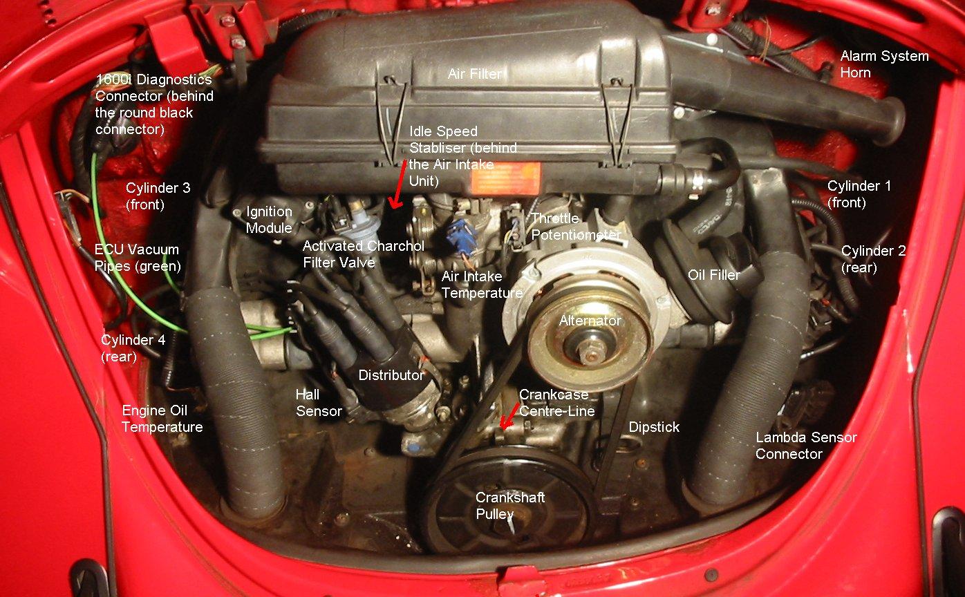 Volkswagen Beetle Engine Diagram Circuit Schematic Home Designer