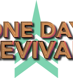 one day revival branding [ 1168 x 878 Pixel ]