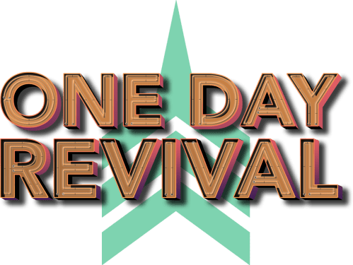 small resolution of one day revival branding