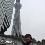 パワーチャージ・・・東京へGO!