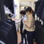 【学生服リサイクル/Pascl(パスクル)】朝日新聞社さんが取材にきました。