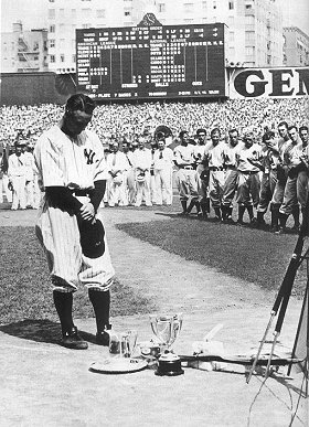 lou gehrig day
