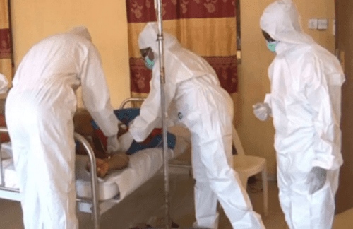 Ghana record first coronavirus death
