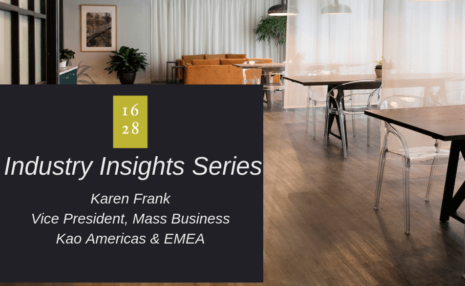 1628 Industry Insights Series with Karen Frank