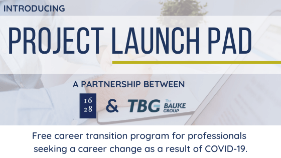 1628 Ltd. Partners with The Bauke Group to Offer Career Transition Program