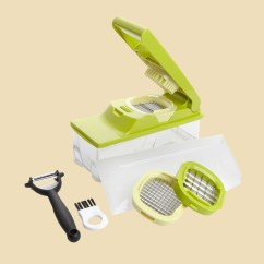 Kitchen Dicer Slicer Restoration Hardware Island Master Multipurpose W Peeler Tool
