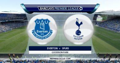 Prediksi Skor Everton vs Tottenham Hotspur 9 September 2017
