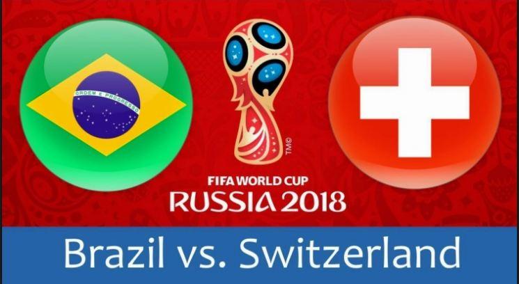 Prediksi Bola Brazil vs Switzerland Tanggal 18 Juni 2018