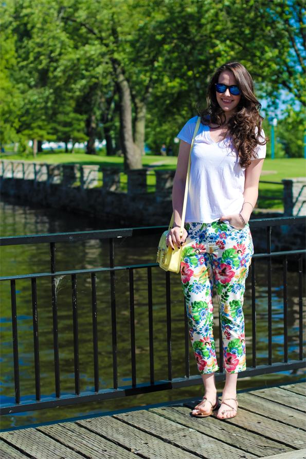 A Sunny Spring Day - Look do Dia - Pamela - Sue Brandao