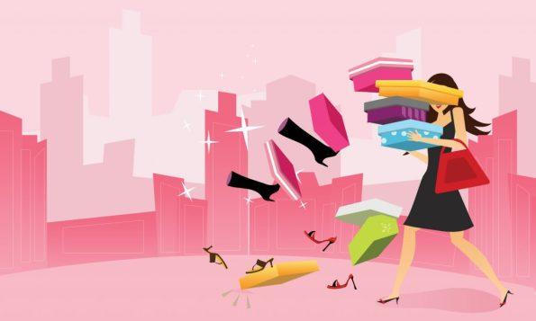Shopaholic - Sue Brandao