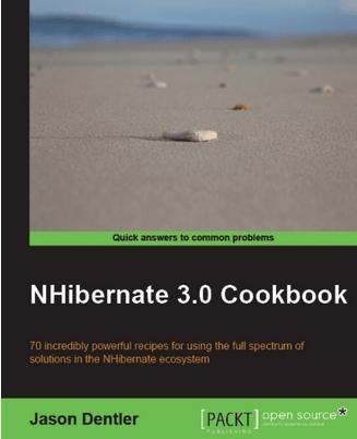 NHibernate 3.0 Cookbook cover