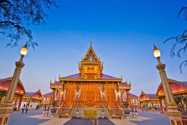 泰國曼谷芭提雅普吉島11日_青海中國旅行社