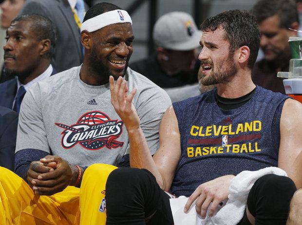 Cleveland Cavaliers Rumors: Kevin Love, LeBron James ...