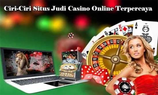 Daftar Situs Casino Online Terpercaya dan Terbaik