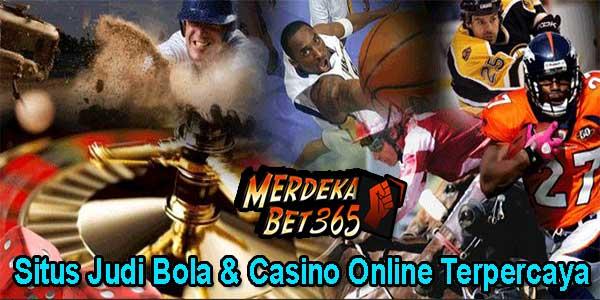 Situs Judi Bola dan Casino Online Terpercaya