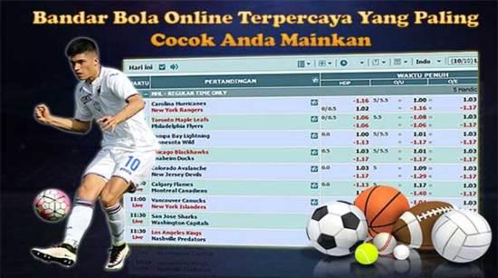 Daftar Agen Bola Terpercaya di Indonesia