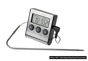 Winco roasting thermometer