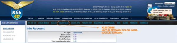 Panduan Bermain Togel Online Di Agen Judi Klik4d