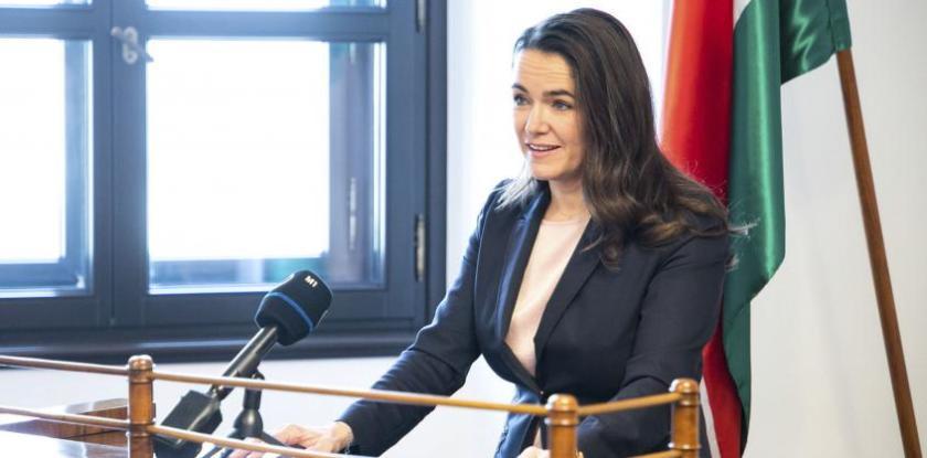 Novák Katalin: ilyen jó soha, sehol nem volt