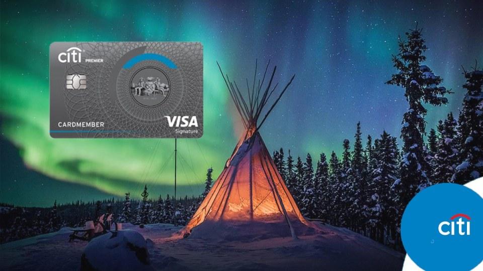 บัตรเครดิตซิตี้ พรีเมียร์ (Citi Premier)