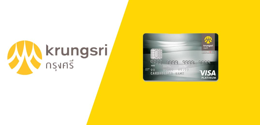 Krungsri Platinum Credit Card
