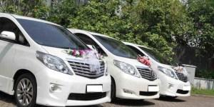 sewa mobil mewah di jakarta untuk calon pengantin