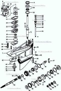 Cobra sterndrive *800 OMC parts *Mercruiser outdrive videos