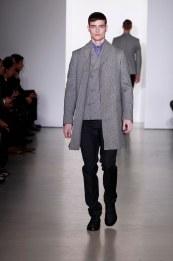 Calvin Klein Collectio,n fall 2013