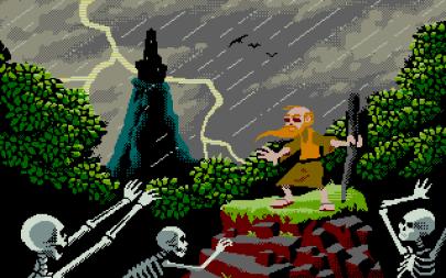 Brink - The Druid