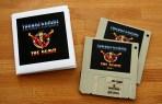 Disquettes de la démo Thunderdome (Atari ST)