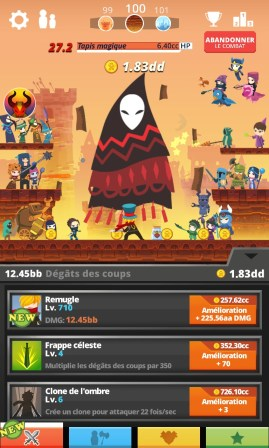 Tap Titans Android