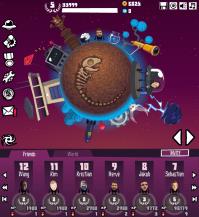 La base (Crazy Planets par Playfish)