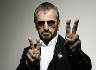 Dad met Ringo Starr, who gave dad a cigar, as they sat in a booth at a bar, and talked. Not sure how this occurred - but Dad did tell me this.