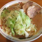 白楽駅徒歩10分×「ファットン」脂っこくない優しいスープの二郎系『ラーメン並盛』
