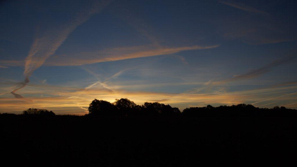 Sonnenaufgang am Glatzenstein