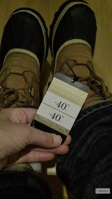 Schuhe_Schild -40°C