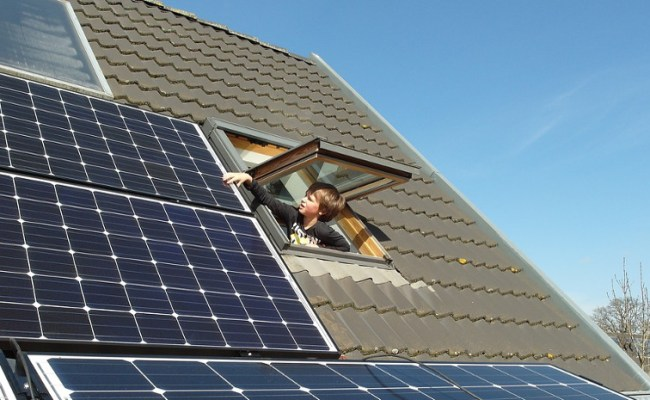 Rooftop Pv Key Driver Of 2017 Installation Forecast Hike