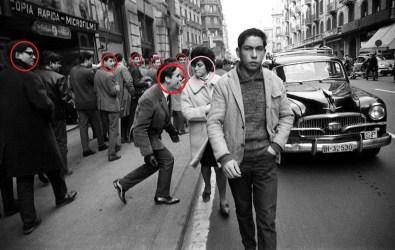 Poc Barcelona 1962 (Xavier Miserachs)