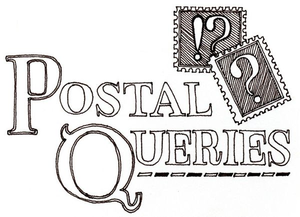 Letter Writers Alliance: Postal Queries: What to Write to
