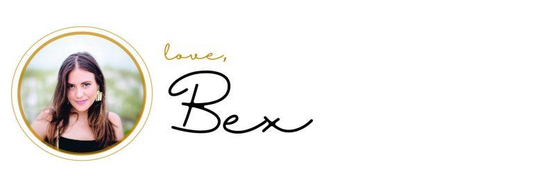 signature block-Bex