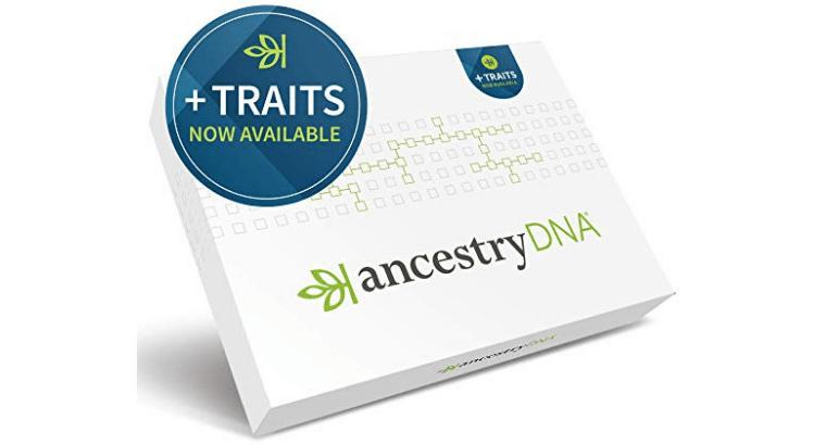 amazon-ancestry dna kit