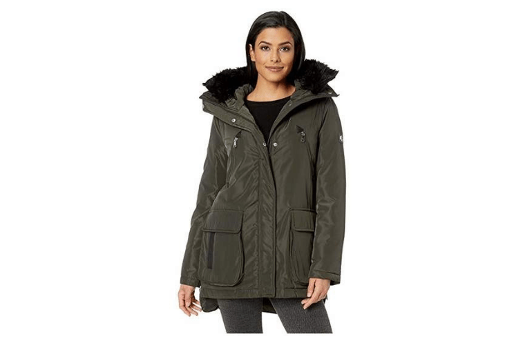 Olive Green Parka by Ralph Lauren