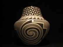 Native American Pottery Laguna - Year of Clean Water