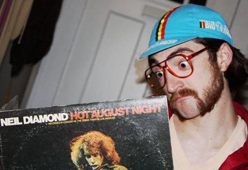 Neil Diamond's Douchiest Fan