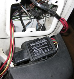 using just the wiring from the 2 hopkins kits i had i mounted the power converter outside of the taillight in later pictures you can see that i tie  [ 1024 x 768 Pixel ]