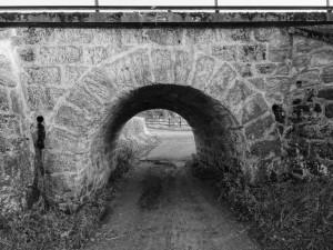 Tunel k Lesnímu jezírku