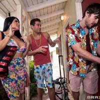 Romi Rain is Hungry For Spring Breakers: Part 1
