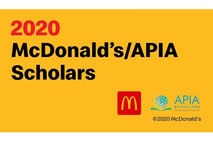 15 Chinese Students Won a McDonald's Scholarship